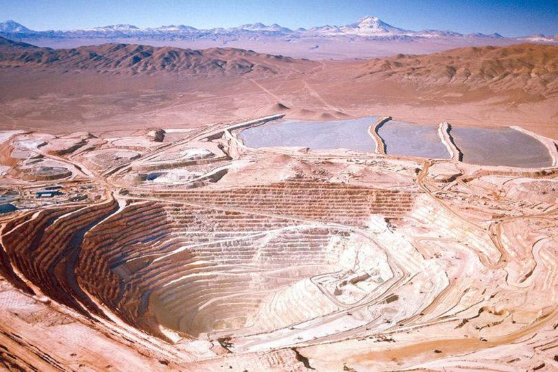 """Minera Escondida anuncia que no funcionará durante huelga de trabajadores: """"La seguridad debe tener la prioridad"""""""