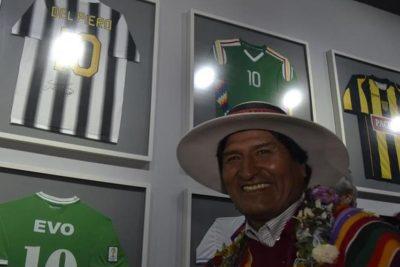 Revelan cuanto costó el multimillonario museo de Evo Morales en honor a Evo Morales