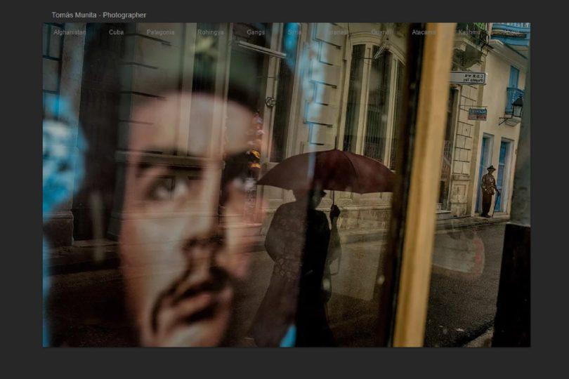 Fotógrafo chileno Tomás Munita logra el primer lugar en una de las categorías del World Press Photo