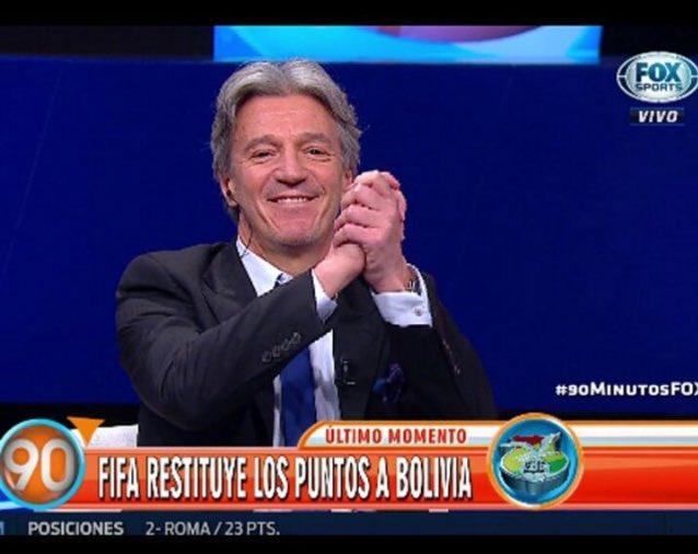 Argentina no lo puede creer: FIFA rechaza apelación de Bolivia y ratificó triunfo de Chile
