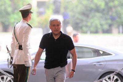 El millonario regalo de los Emiratos Árabes que el canciller Muñoz tuvo que devolver tras consultar a Contraloría