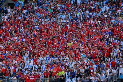 Esto es lo que deberán pagar hinchas chilenos para ir a ver a La Roja contra Argentina