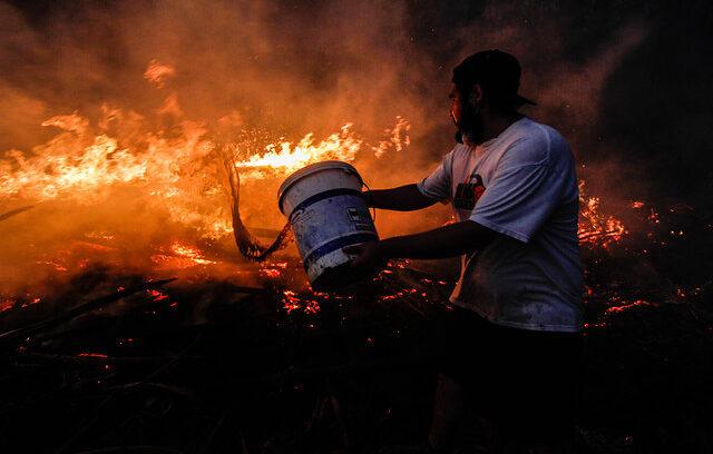"""""""Onemi por incendios:"""