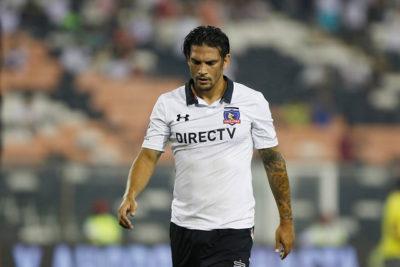 Mark González fue blanco de bromas por su ausencia en el debut de Colo Colo en el Clausura