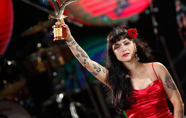 """""""Mon Laferte va por más: las cuatro categorías donde está nominada para los MTV Millennial Awards"""""""