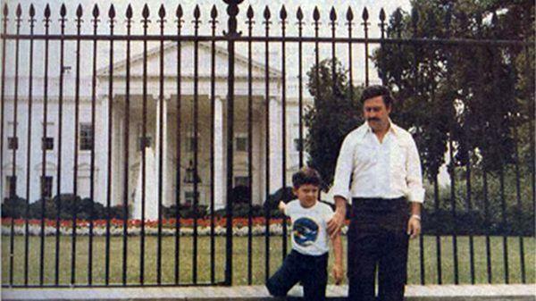 """Hijo de Pablo Escobar confiesa el secreto mejor guardado de su padre: """"Trabajaba para la CIA"""""""