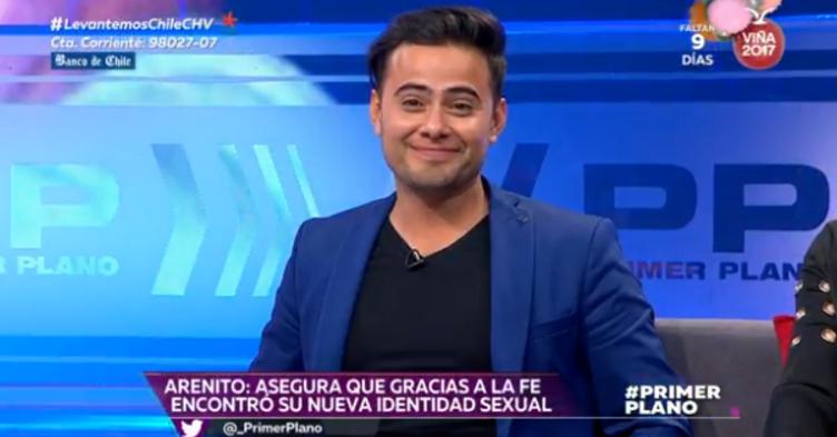"""""""El Señor cambió en mí la homosexualidad"""": Las críticas del Movilh a las palabras de ex rostro de TV"""