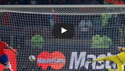 A 12 años de su debut: los 12 mejores goles anotados por Alexis Sánchez