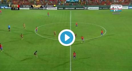 VIDEOS | Revisa los goles del sufrido empate de la U. Española por Copa Libertadores