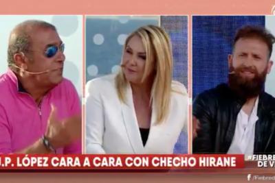 VIDEO   El tenso momento en que Pamela Jiles le dice pinochetista a Checho Hirane en vivo y en directo