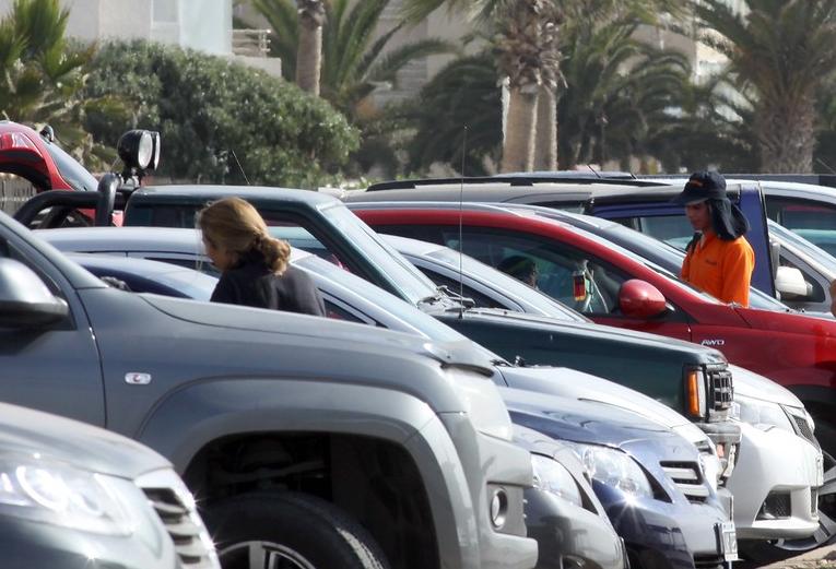 La ejemplar ley de estacionamientos