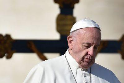 Gobierno prepara proyecto de ley para que empresas financien visita del Papa Francisco