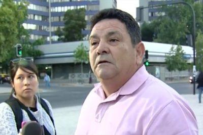 """Taxista que encaró a ministro de Transportes: """"Le pasaremos la cuenta al Gobierno en elecciones"""""""