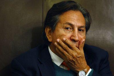 Detienen a expresidente de Perú Alejandro Toledo