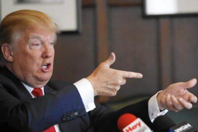 Donald Trump permite que personas con problemas mentales puedan volver a portar armas en EE.UU.