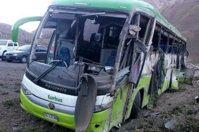Carta de familiares de una sobreviviente del accidente tiene a Tur Bus en las cuerdas