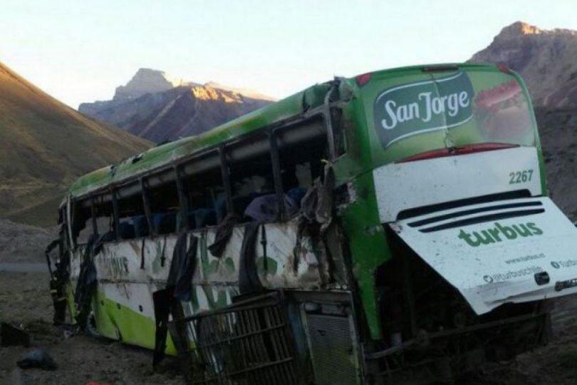 Estas son las identidades de los chilenos heridos en accidente de Tur Bus en Argentina