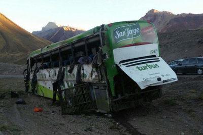 Chofer de Tur Bus es condenado a 20 años de cárcel por fatal accidente que dejó 19 muertos