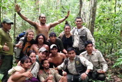 Chileno relata cómo sobrevivió en la selva boliviana gracias a un grupo de monos
