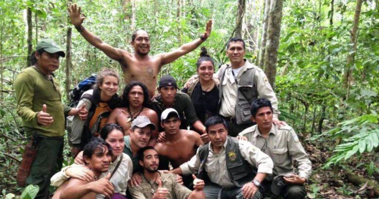 """""""Chileno relata cómo sobrevivió en la selva boliviana gracias a un grupo de monos"""""""