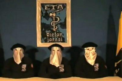 Grupo ETA confirma su desarme total para el 8 de abril de este año