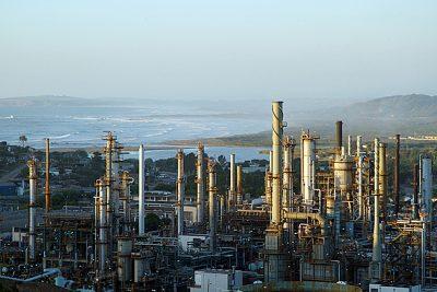 Refinería Aconcagua de ENAP presenta programa de cumplimiento a Superintendencia de Medio Ambiente