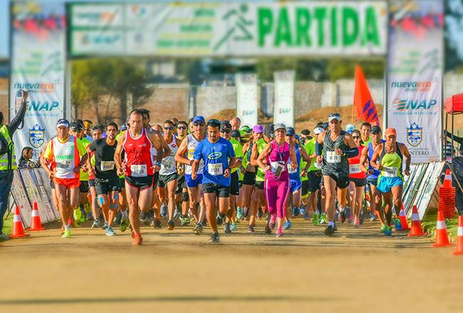 Por tercera vez se realiza jornada de Media Maratón para la comunidad de Quintero