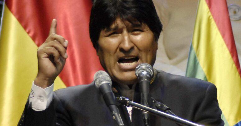 """""""Nueva ofensiva de Evo: denunciará a Chile ante la OEA por"""