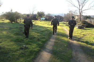 Macabro femicidio en Molina: hombre asfixia a su ex pareja frente a su hijo de 4 años