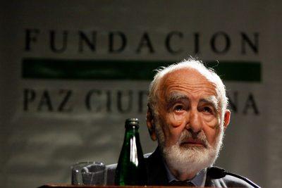Se deteriora estado de salud de Agustín Edwards, dueño de El Mercurio
