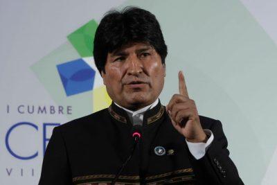 """Evo Morales: """"No dejan entrar a ministro como en tiempos de dictadura de Pinochet"""""""