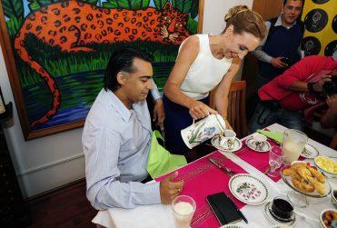 De La Dehesa a Vitacura: la nueva casona de mil millones de ME-O y Karen Doggenweiler