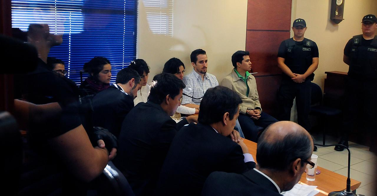 Caso Colliguay: condenan a 5 años de cárcel a madre de bebé sacrificado y a mano derecha de Antares