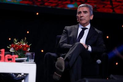 Carlos Peña repasa a Canal 13 (y Luksic) por lectura de informe de Nabila en Bienvenidos