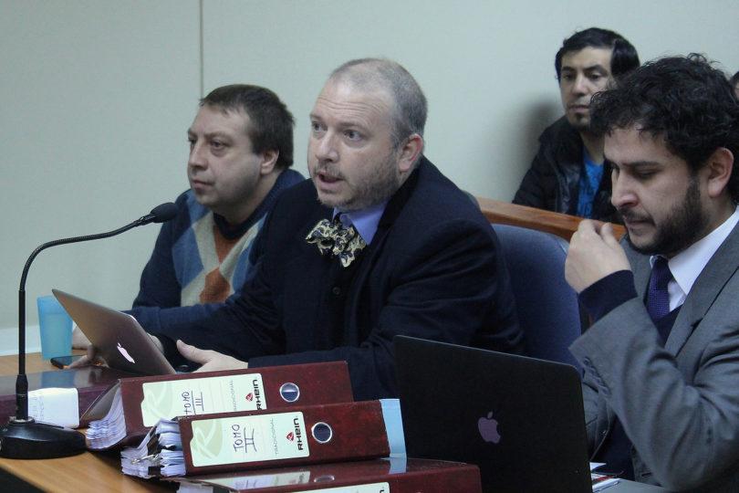 Caso Nábila Rifo: Defensoría Pública le quita piso al abogado de Ortega