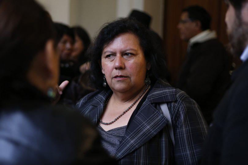 """Agrupación de DD.DD.: """"Van Rysselberghe visitará a genocidas en representación de la UDI"""""""