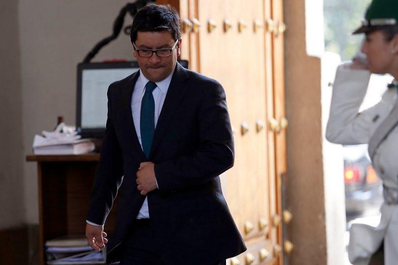 Ajuste de gabinete: ministro de Medio Ambiente Pablo Badenier presenta renuncia