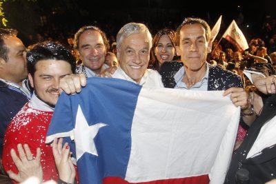 Juventudes de la NM llaman a funar proclamación de Piñera como candidato presidencial