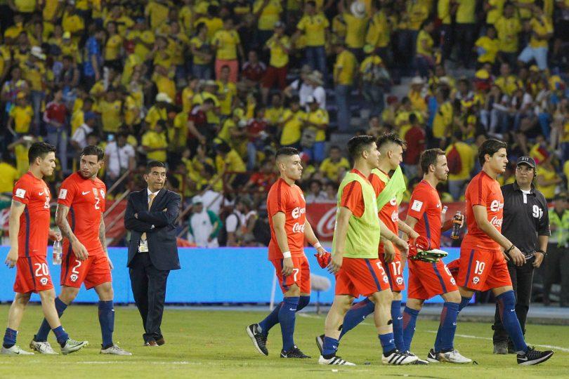 La Roja permanece en el cuarto lugar del ranking FIFA ad portas de las nuevas Clasificatorias