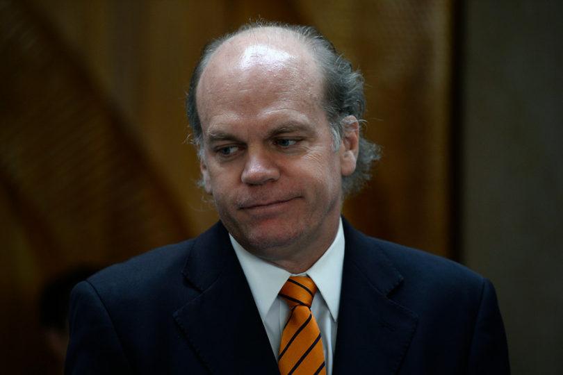 Corte Suprema ratificó sobreseimiento de senador DC Patricio Walker en caso Fipes