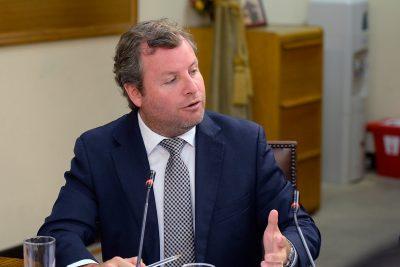 Diputado UDI Renzo Trisotti pagó multa de 277 mil pesos para suspender su formalización en caso SQM