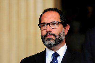 Juan Ignacio Piña presenta su renuncia como presidente del Consejo de Defensa del Estado