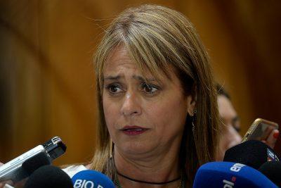 """UDI defiende millonaria pensión de Lucía Hiriart: """"Pinochet trabajó toda su vida"""""""
