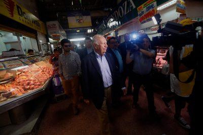Ricardo Lagos, el gran perjudicado por requisitos para presentar candidaturas presidenciales