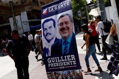 """PR y estrategia comunicacional de Guillier: """"Que hable cuando de verdad sienta que debe opinar"""""""