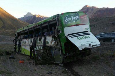 Accidentes con víctimas en Chile, se repite la historia