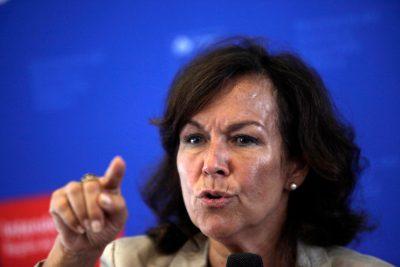 """Ministra del trabajo sobre el 5% adicional de cotización: """"Soy categórica, ni un peso más a las AFP"""""""