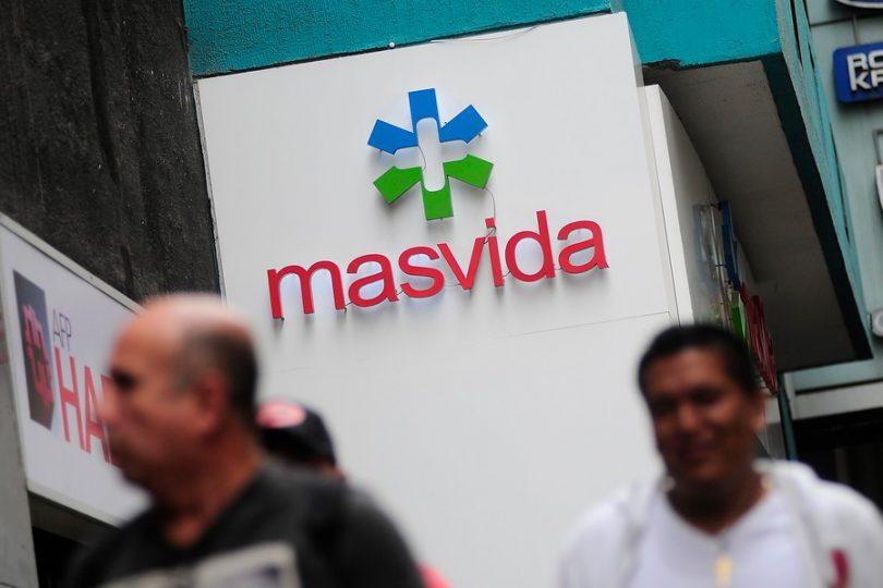 Superintendencia de Salud suspende temporalmente por un mes la salida de afiliados de Isapre Masvida