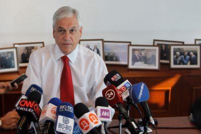 """Piñera se defiende de cuestionamientos en Argentina: """"Hay mucha gente que no busca de buena fe la verdad"""""""