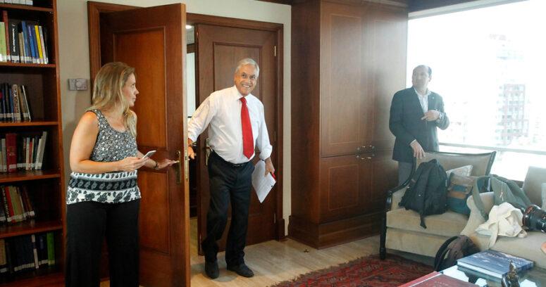 Directiva de RN pidió que Sebastián Piñera sea proclamado como su candidato presidencial